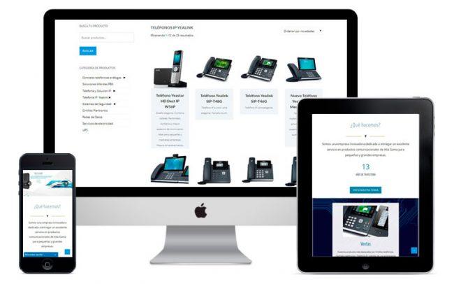 Desarrollo de tienda virtual, ecommerce, tienda online, diseño web